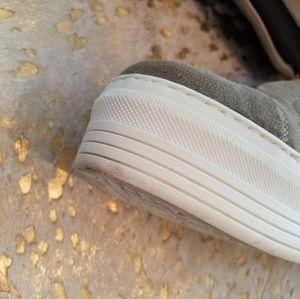 8d66e7c03b7 All Saints Shoes - AllSaints Aya Slip On Platform Size 40